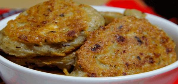 Как быстро приготовить на ужин деруны с мясом