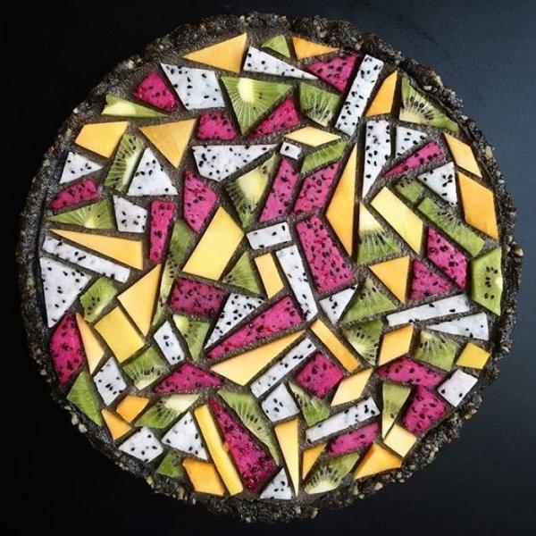 Такие пироги услада не только для желудка, но и для глаз.