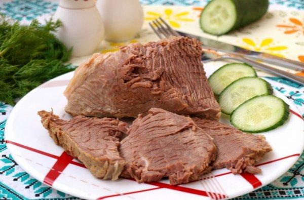 Как приготовить  говядину, чтобы мясо было мягким и сочным.