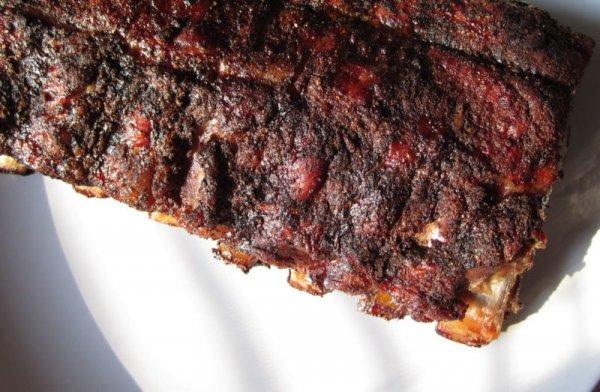 Всем любителям мяса рекомендую приготовить: рёбрышки в духовке,как на гриле. (Фотрецепт)