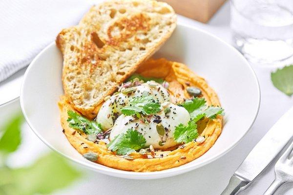 Завтраки на скорую руку не только сытно и красиво, но и вкусно.