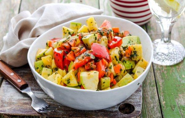 Как приготовить вкуснейшее овощное рагу, немного включив фантазию. 5 полезных рецептов.