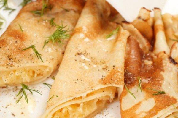 Как приготовить картофельные блинчики с сыром на завтрак