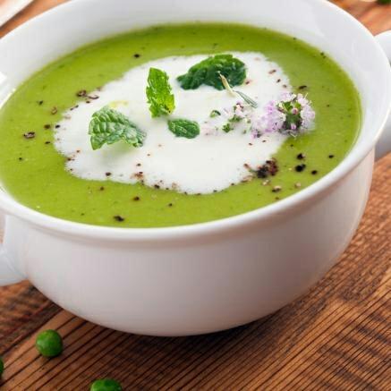 Как приготовить вкусный и полезный суп из зеленого горошка. Три оригинальных рецепта