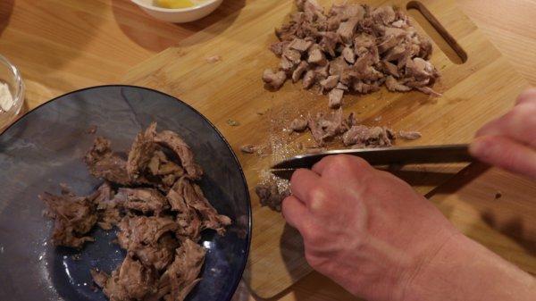 Самый удачный фоторецепт сборной мясной солянки