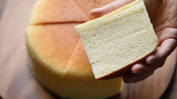 Как приготовить очень пышный и высокий бисквит. (Фотрецепт)