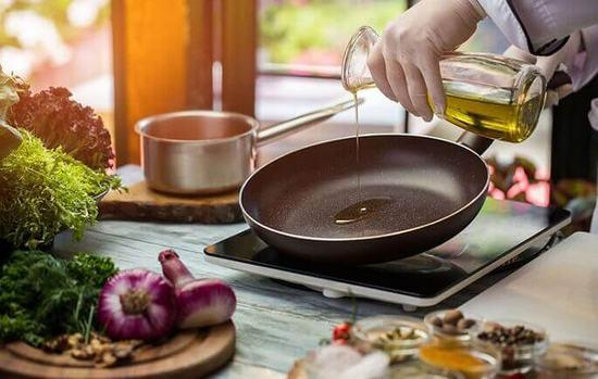 Можно ли жарить на растительном масле?