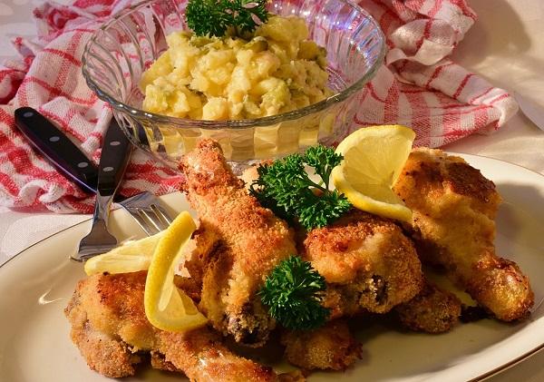 Как приготовить куриные ножки в панировочных сухарях вкуснее, чем ресторане