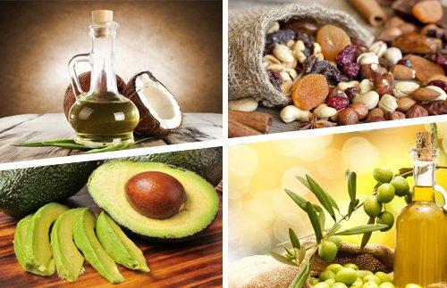 9 жирных продуктов, которые приносят пользу организму.