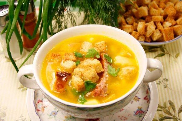 Как приготовить вкусный гороховый суп с копченостями.(7 рецептов)
