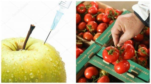 Какие овощи и фрукты на полках супермаркетов зимой наверняка напичканными химикатами.