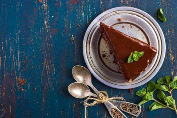 Сладкий десерт для постящихся и веганов