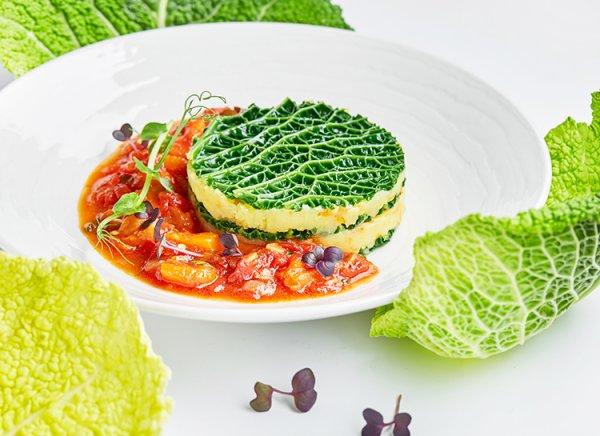 Как приготовить без сливок и мяса вкусную постную лазанью