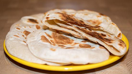 Вкусная и красивая арабская лепешка: Пита