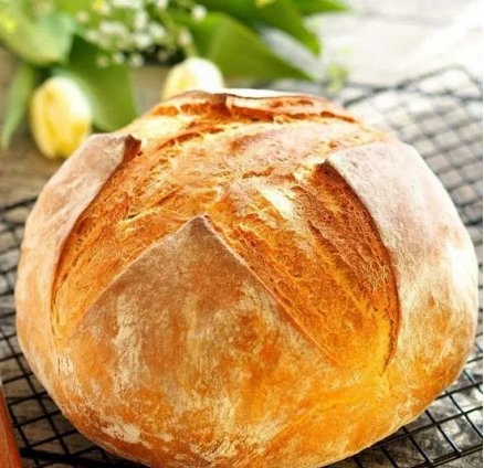 Как приготовить вкусный домашний хлеб в духовке