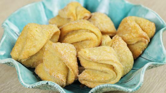 Домашнее творожное печенье со вкусом из детства