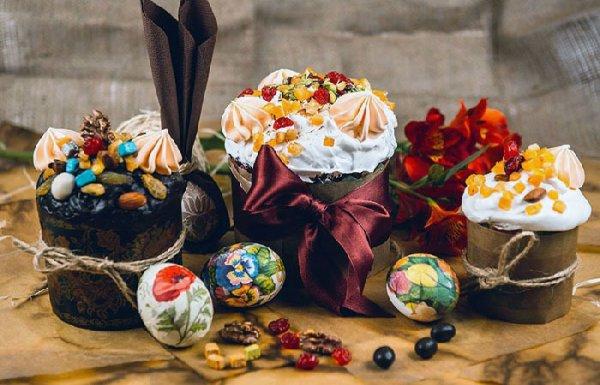 Главное блюдо праздничного стола на Пасху. Рецепты пасхальных куличей