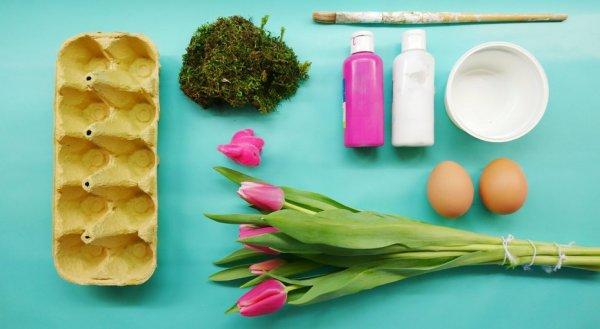 10 необычных и смелых идей для украшения пасхальных яиц