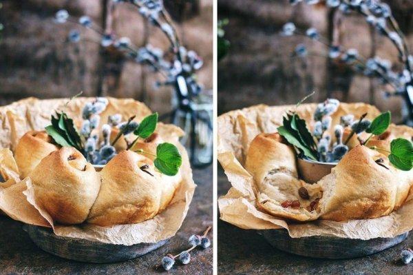 Три рецепта пасхальных булочек, которые обязательно украсят ваш стол
