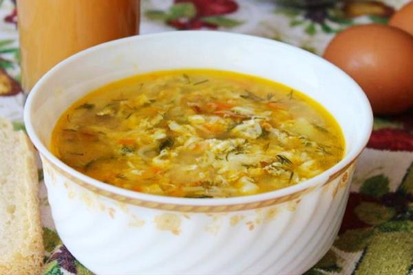 """Суп """"Кудрявый"""", полезный и вкусный рецепт со времён СССР"""