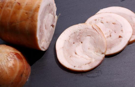 Как приготовить вкусный, малоколорийный куриный рулет. (Фоторецепт)
