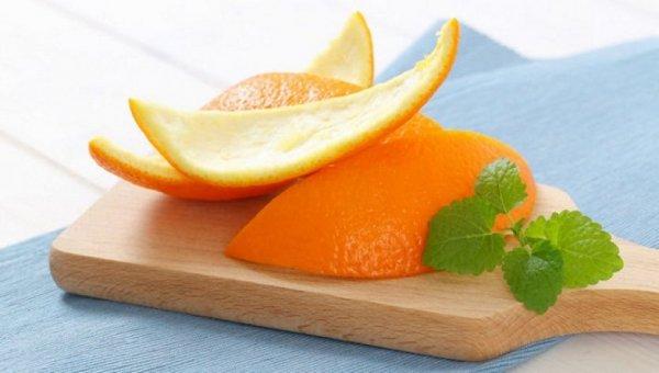 Какое применение можно найти апельсиновым коркам. 8 практичных советов.