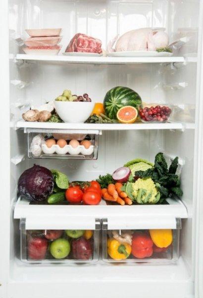 Несколько полезных лайфхаков по правильному хранению продуктов в холодильнике