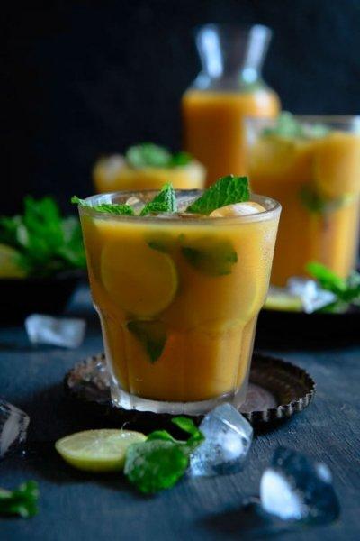 Очень вкусные и простые рецепты напитков, которые в летнее время станут настоящим спасением
