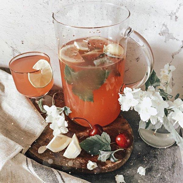 Как приготовить вкусный и полезный домашний лимонад. 5 лучших рецептов в жару