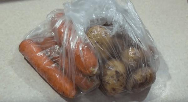 Как очень просто и быстро  сварить овощи