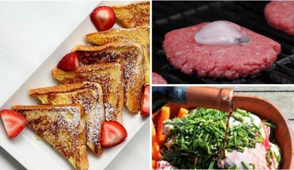 10 кулинарных трюков поваров, повторить которые сможет каждый на своей кухне