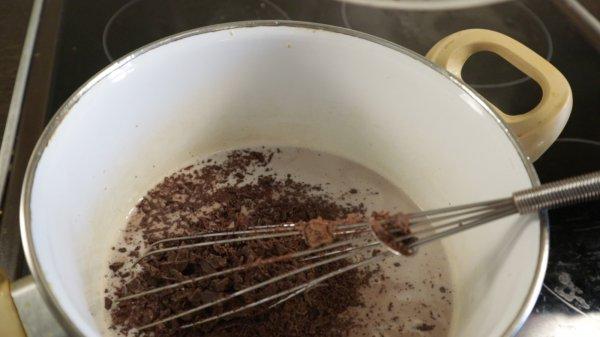 Вкуснейший шоколадный десерт. (Фоторецепт)