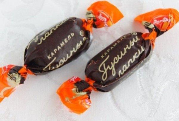 Интересные факты о конфетах «Гусиные лапки»