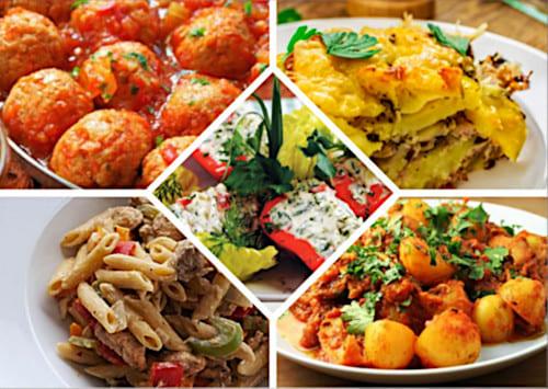 Что можно быстро и вкусно приготовить на ужин из доступных продуктов