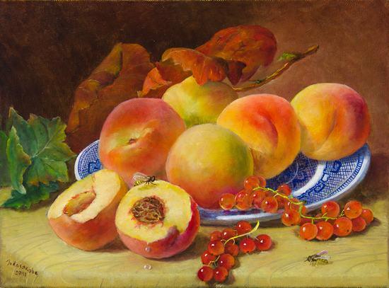 Три вкусных рецепта из персиков на зиму