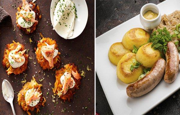5 ароматных и аппетитных блюд из картофеля, перед которыми трудно устоять