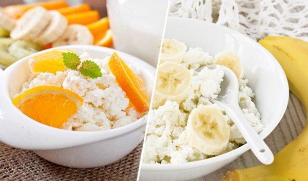 Вкусные и полезные завтраки с творогом, которые можно очень быстро приготовить