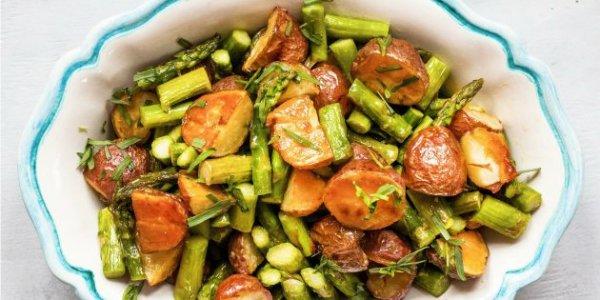 Как очень вкусно приготовить разные овощи в духовке
