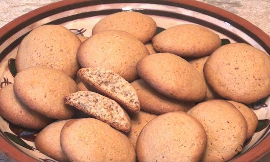 Как приготовить хрустящее овсяное печенье