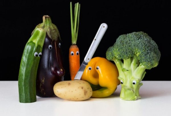 Какие овощи нельзя есть сырыми