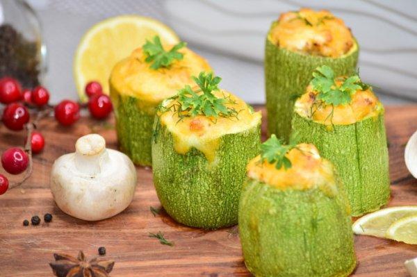 Что приготовить из кабачков? 7 простых, но очень вкусных блюд.