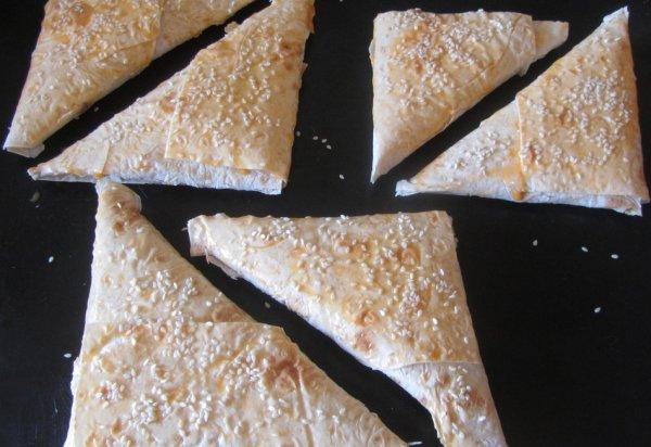 Быстрые пирожки из лаваша для тех, кто считает калории