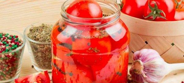 10 простых способов, как заготовить солёные помидоры на зиму в банках