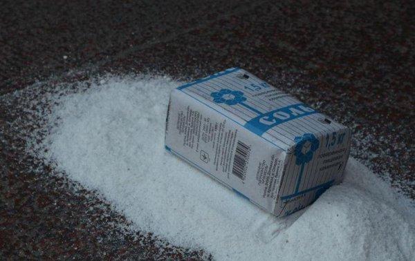 12 хитростей с солью, которые значительно упростят жизнь хозяйкам.
