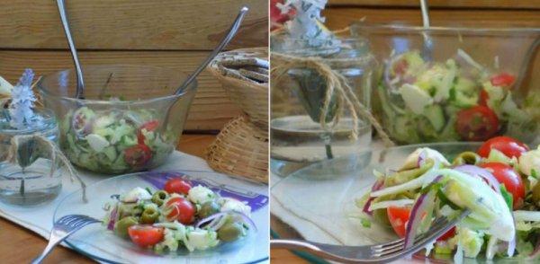5 рецептов салатов из капусты, для  желающих сохранить фигуру и получить удовольствие от еды