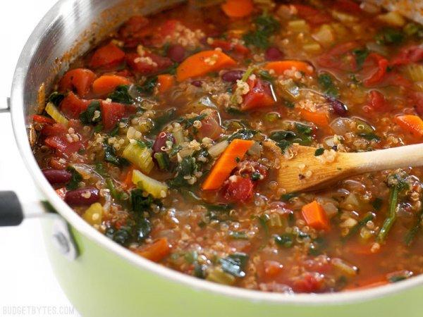 Рецепт вкусного супа, который избавит от дефицита белка и лишнего веса.( Для тех, кому за 50)