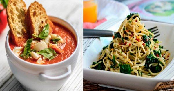 Блюда, которые понравятся взрослым и детям: 7 вкуснейших обедов на всю неделю