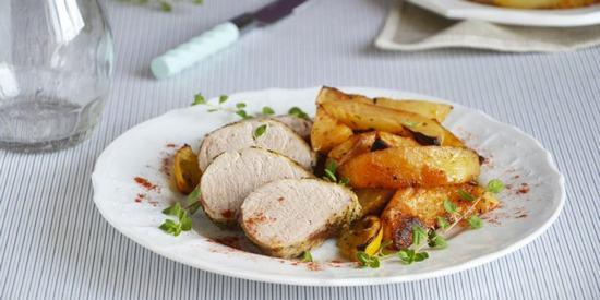 Свинина с картошкой в духовке. 10 рецептов на любой вкус