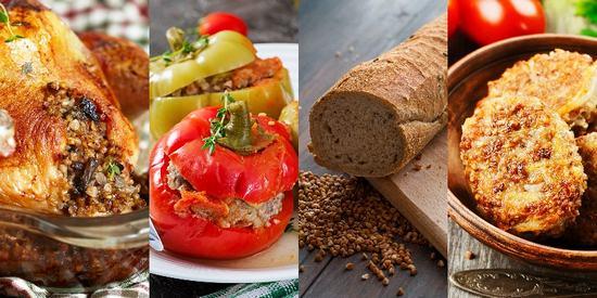 13 необычных блюд из гречки, которые заставят посмотреть на этот продукт по-новому