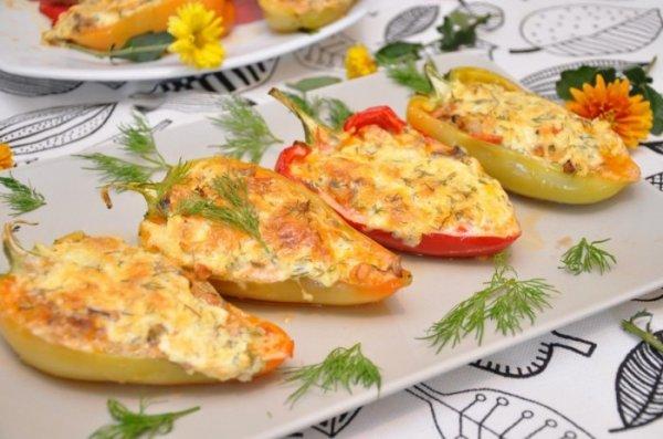 7 вариантов приготовления фаршированного перца, которые понравятся взрослым и детям